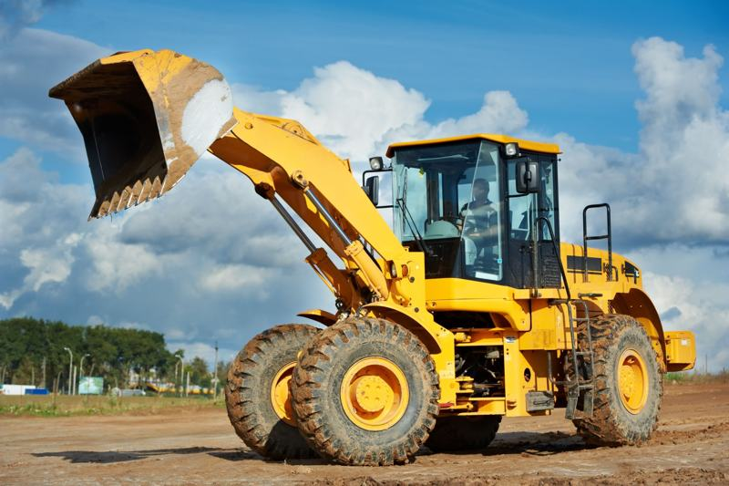 Heavy Equipment - CPR Insurance Group